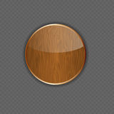 Wood application icon vector illustration Stock Image