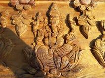 Wood Art work nature stock photo