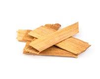 Wood  as firewood. Stock Image