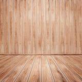 Wood bacground room. Royalty Free Stock Image