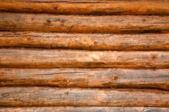 Wood background. Wooden background - part of log cabin Stock Photo