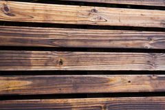 Wood background. It is a wooden fence background Stock Images