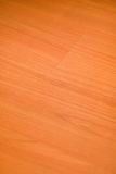 Wood background. Brown smooth wood background, horizontal picture Stock Images