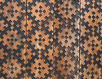 Wood Background. Close-up of wood background with burned pattern Stock Photo