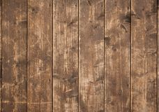 Wood background. Old wood background with panel Royalty Free Stock Image