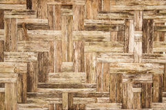 Wood background. Wood weave for the background Royalty Free Stock Images