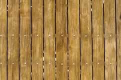 Wood background. Brown wood background for home decoration Royalty Free Stock Image