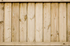 Wood background. Whity-brown wood texture with knots royalty free stock photo
