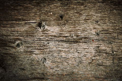 Wood Background. Above view of a wooden background Royalty Free Stock Photography
