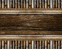 Wood background. With abstract forms royalty free stock images