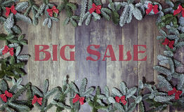 Wood background christmas big sale Royalty Free Stock Images