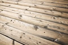 Wood background view Stock Photo