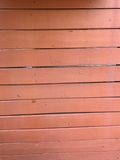 Wood Background. Closeup of a Wood Partition Royalty Free Stock Photos
