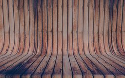 Wood Background Cyclorama Stock Photos