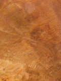 Wood background. Golden brown texture with pattern Stock Images