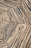 Wood background grain pattern outdoors Royalty Free Stock Images