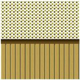 Wood background and green dots Royalty Free Stock Photos