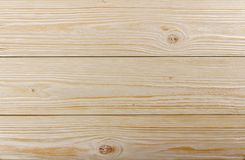 Wood background. light wood, pine. Selected texture. Royalty Free Stock Photography
