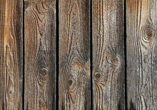 Wood background made from old panels Stock Photography