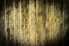 Wood Background. Old Wood Background Royalty Free Stock Photography