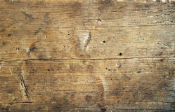Wood background. Old rustic dirty wood background Stock Images
