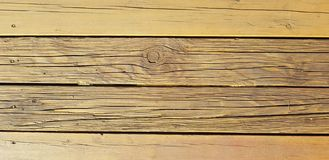 Wood background. Old tree texture. Large cracks, dry boards. stock photos