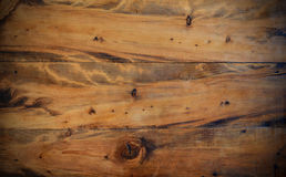 Wood background - old wooden backdrop Royalty Free Stock Images