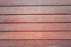 Wood background. Painted old wooden wall. red background Stock Photography