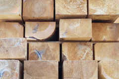 Wood background planks side view construction raw material Stock Image