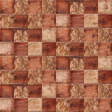 Wood background, squares in a checkerboard pattern. Wooden background, squares in a checkerboard pattern Royalty Free Stock Image