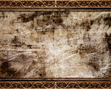 Wood background. And the stone royalty free stock photography