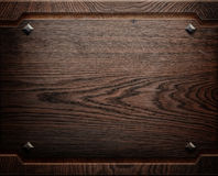 Wood background texture (antique furniture) Stock Photos