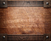 Wood background texture (antique furniture) Royalty Free Stock Photos