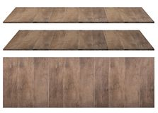Wood background or texture stock image