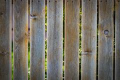 Wood background texture/old wooden planks. With copy space.  Stock Photography