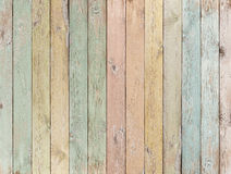 Wood background or texture with planks pastel colored. Wood background with pastel painted planks Royalty Free Stock Images