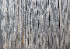 Wood floor background in grey. A wood background texture with stripes. Wood planks which are or look very old Stock Photo