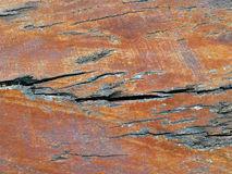 old brown wooden tabletop texture background, surface teak tables with large cracks and scratches stock images