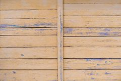 Wood background. Wood Texture Background Yellow Design Royalty Free Stock Image