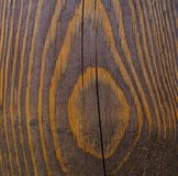 Background wood wall textured braun color. Wood background textured close-up braun color wall Royalty Free Stock Images