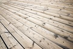Wood background view Royalty Free Stock Images