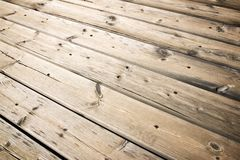 Wood background view Stock Image