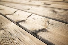 Wood background view Royalty Free Stock Photos