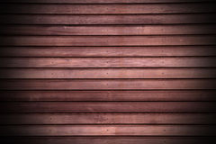 Wood background with vignette Stock Photography