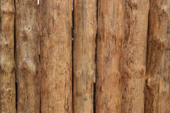 Wood background. Wooden planks background painting fence Stock Photography