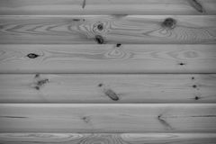 Wood bakgrund för plankabrowntextur Arkivfoto