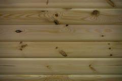 Wood bakgrund för plankabrowntextur Royaltyfri Bild