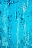 Wood bakgrund för tappning med skalningsmålarfärg Royaltyfri Bild