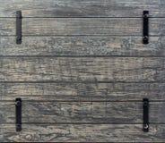 Wood bakgrund för tappning, wood textur för tappning Arkivfoton