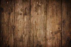 Wood bakgrund för texturplankakorn, träskrivbordtabell eller golv Arkivbilder